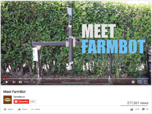 Link to Farmbot Video
