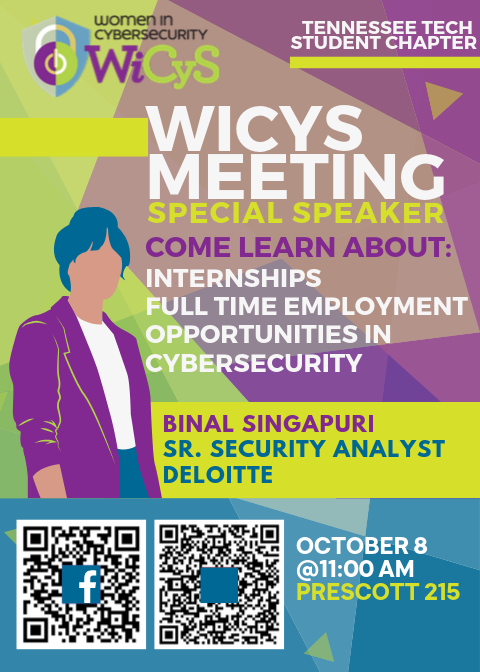 WiCyS_10_08_2019_Meeting