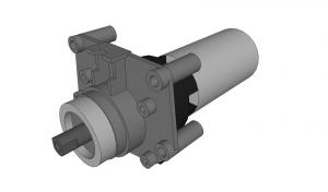 HF 18V Circular Saw Motor